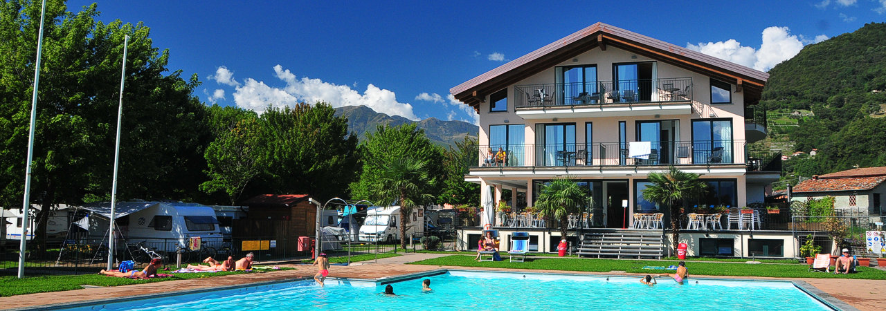 Hotel Resort Le Vele *** Offering A Seasonal Outdoor Pool, Terrace And Sun  Terrace, Hotel Resort Le Vele ... More »